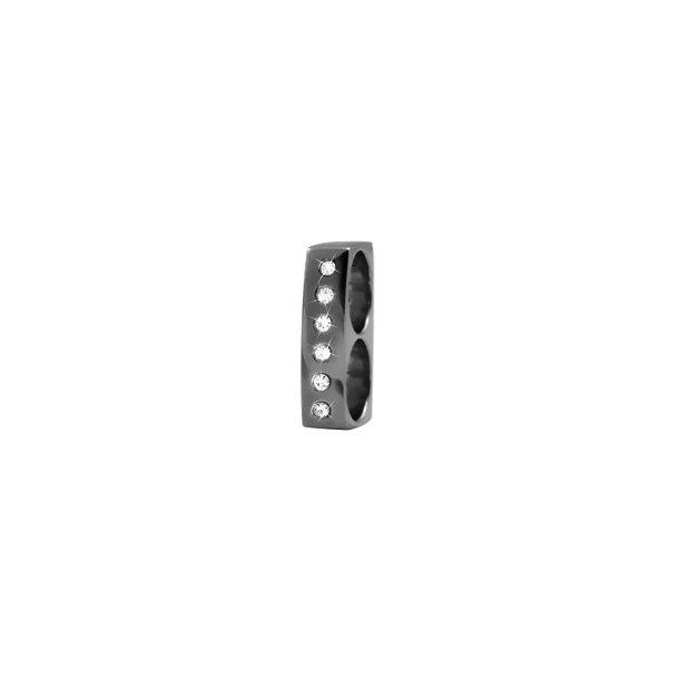 CHRISTINA Dobuble Charm Sapphire - 630-B13WHITE