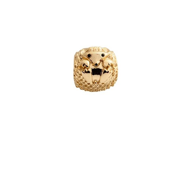 CHRISTINA  Forgyldt Hedgehog - 630-G43