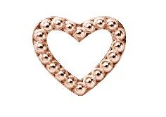 CHRISTINA Rose Hearts Dots - 630-R04