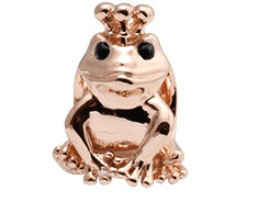 CHRISTINA Rose Topaz Frog - 630-R36