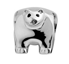 CHRISTINA Sølv Polar Bear - 630-S38