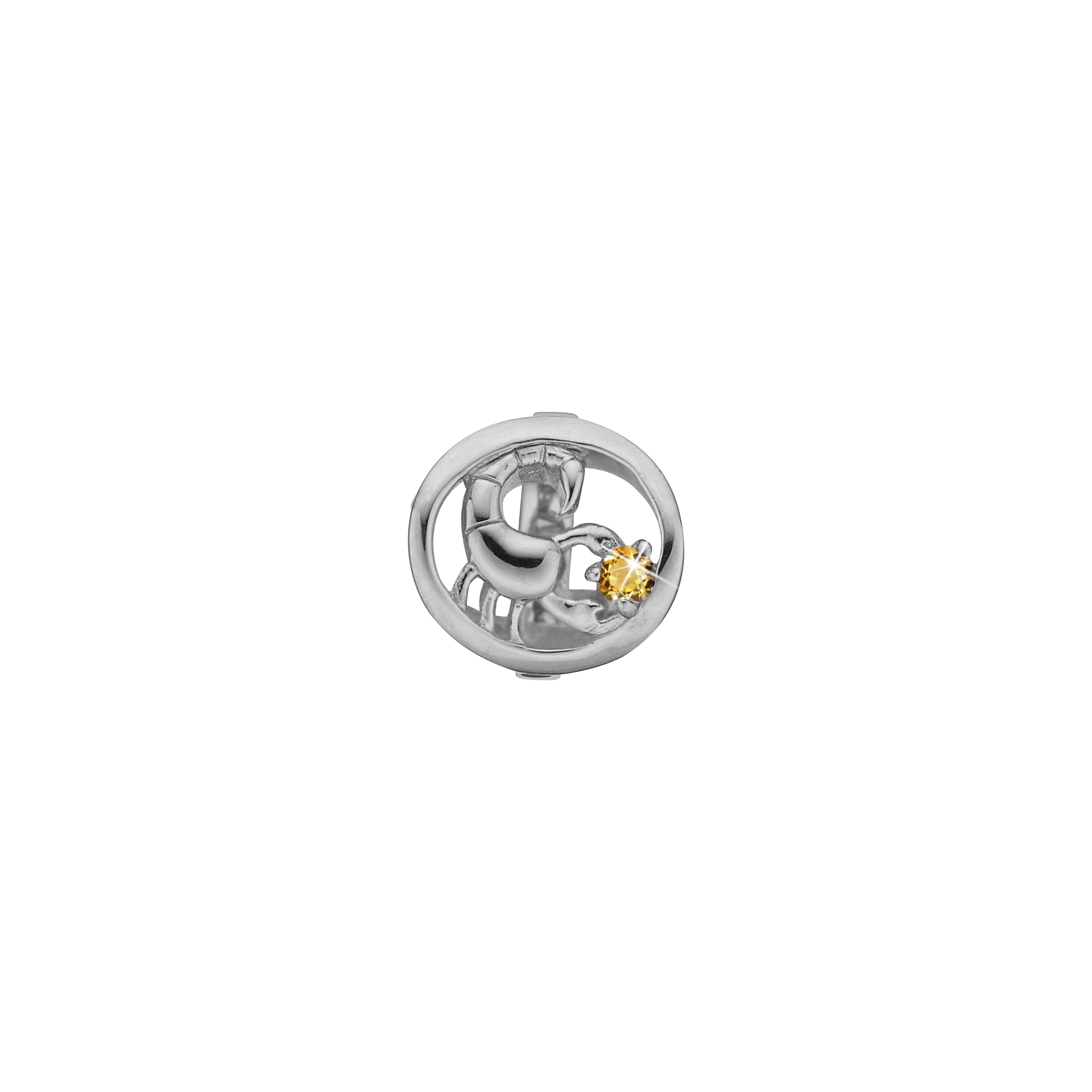 CHRISTINA Charm skorpion - 630-S67-10
