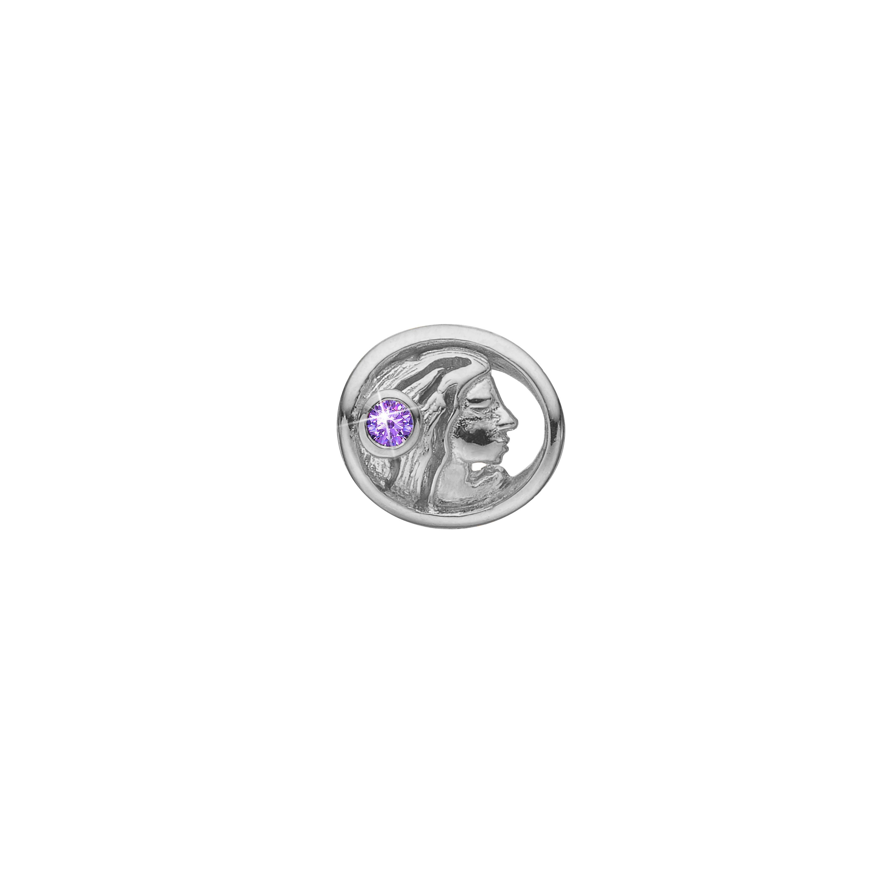 CHRISTINA Charm jomfru - 630-S67-8