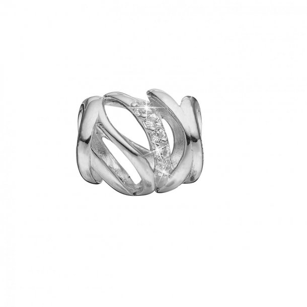 Christina real harmony sølv charm - 630-S89