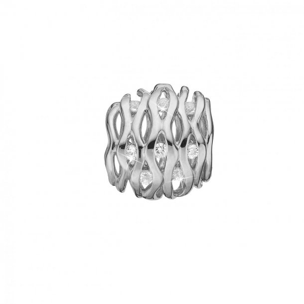 Christina breeze sølv charm - 630-S90