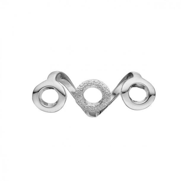 Christina sparkling harmony sølv charm - 630-S94
