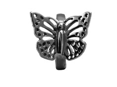 CHRISTINA Black Butterfly - 650-B18