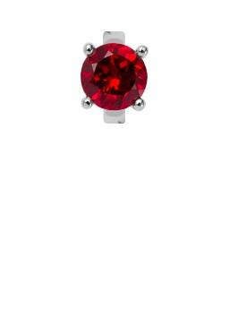 CHRISTINA Round Ruby - 650-S08RUBY