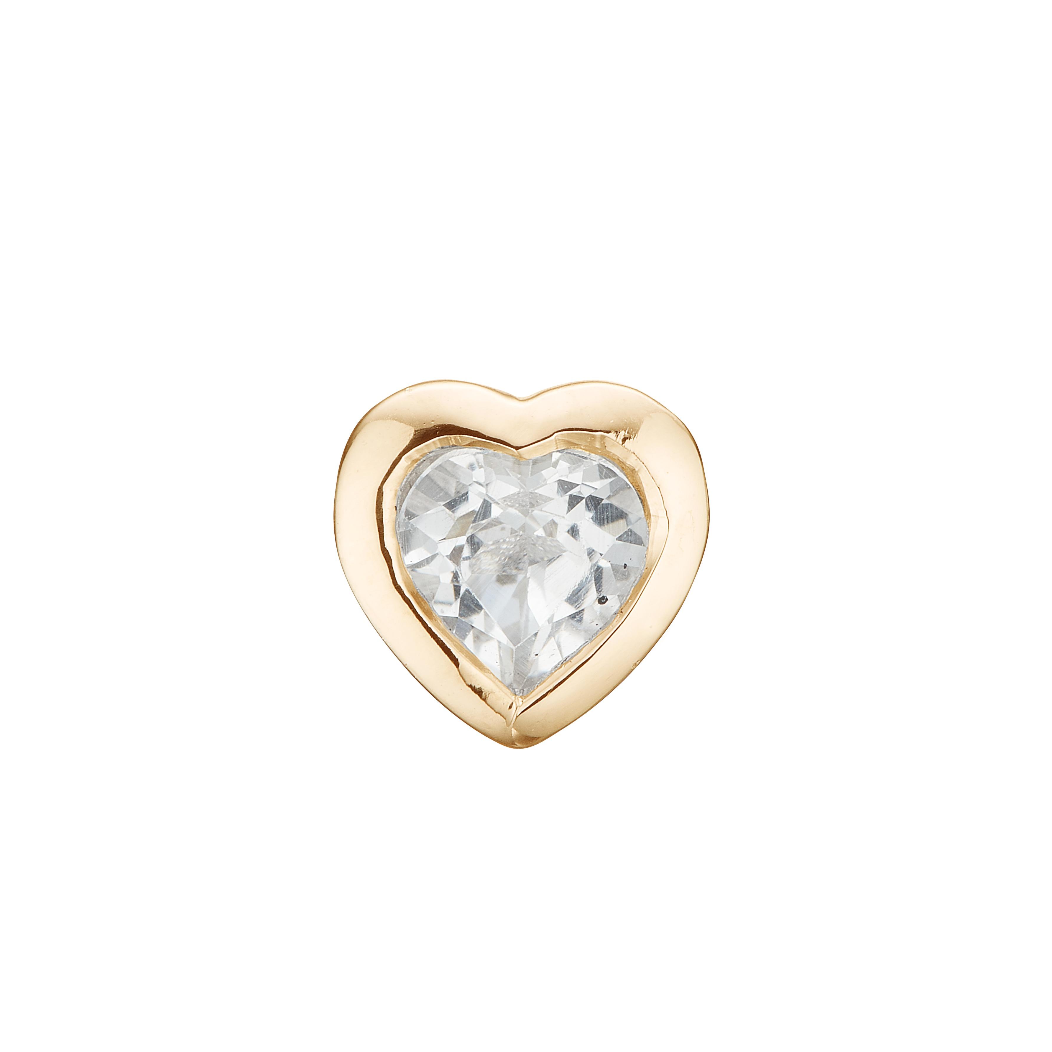 CHRISTINA Topaz Hearts - 671-G16