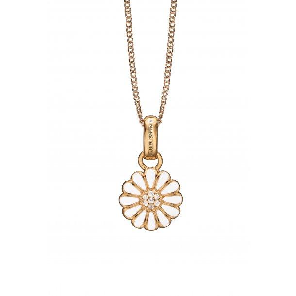Christina marguerit necklace 12 mm - 680-G29-55