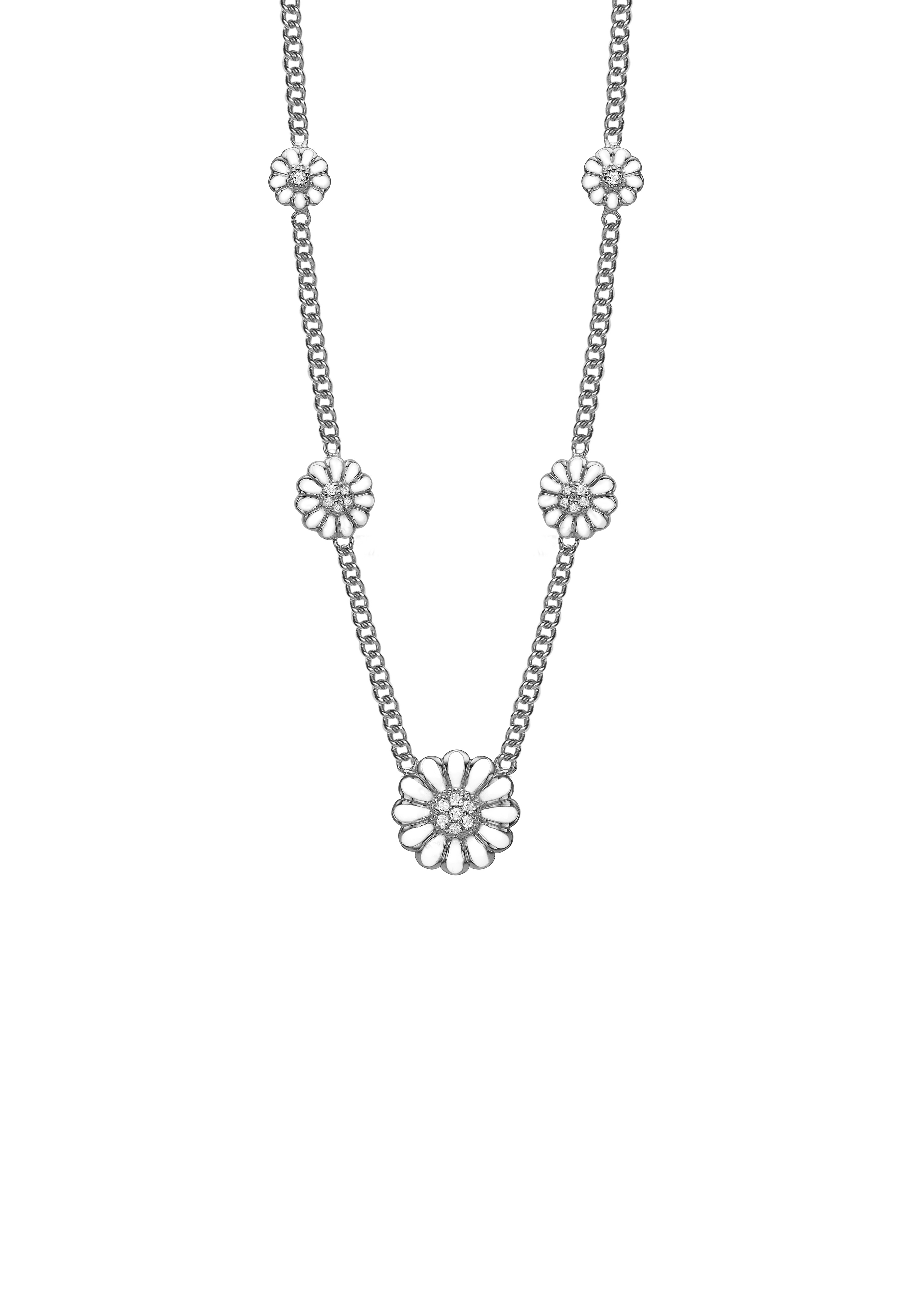 Christina marguerite multi necklace - 680-S27-55