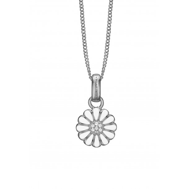 Christina marguerit necklace 12 mm - 680-S29-55