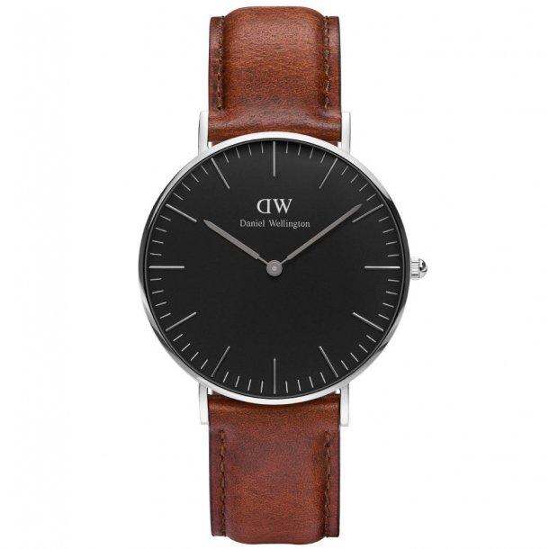 Daniel Wellington Classic Black St Mawes - ADW00100142