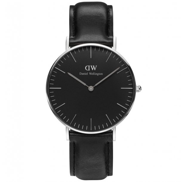 Daniel Wellington Classic Black Sheffield - ADW00100145