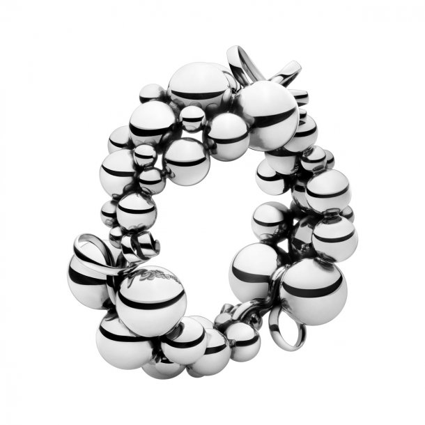 Georg Jensen MOONLIGHT GRAPES armbånd - 3530268