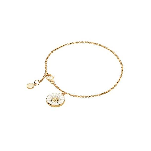 Daisy charm armbånd - 3531075