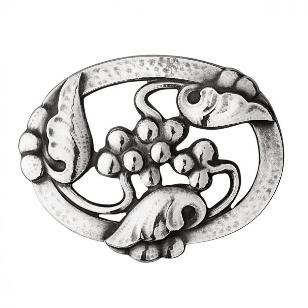 Georg Jensen MOONLIGHT GRAPES broche - 3531519