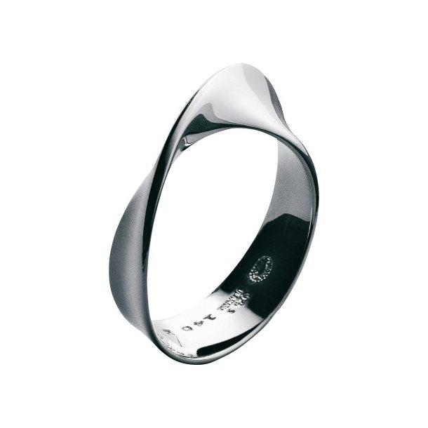 Georg Jensen MÖBIUS ring - 3551340