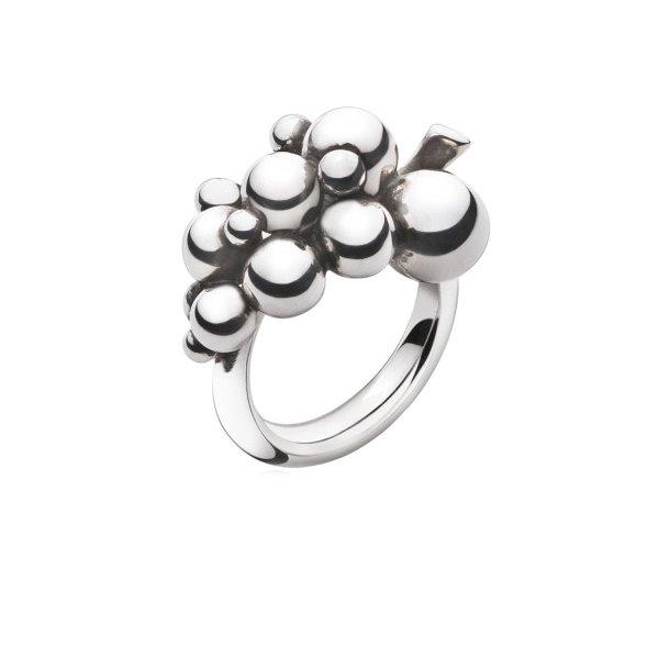 Georg Jensen MOONLIGHT GRAPES ring - 3558680