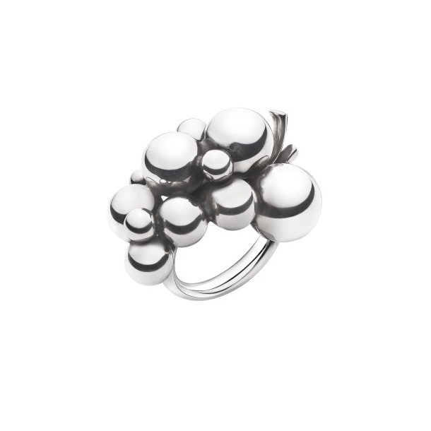 Georg Jensen MOONLIGHT GRAPES ring - 3558700