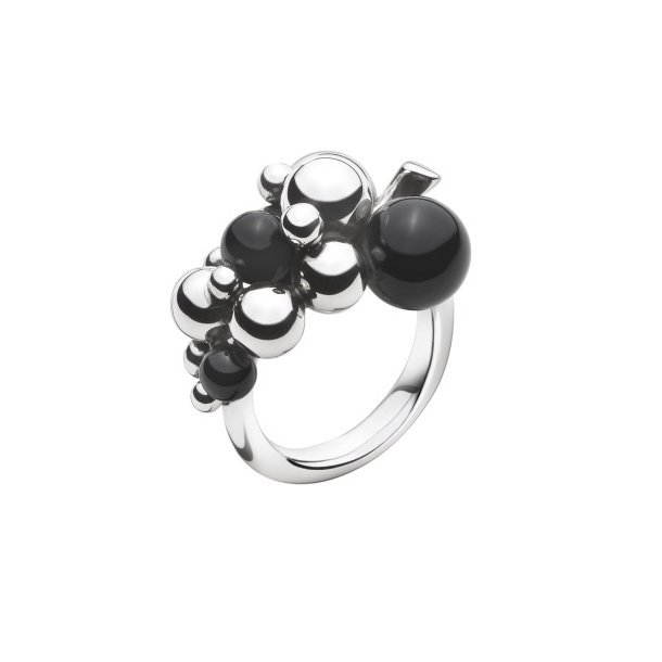 Georg Jensen MOONLIGHT GRAPES ring - 3559060