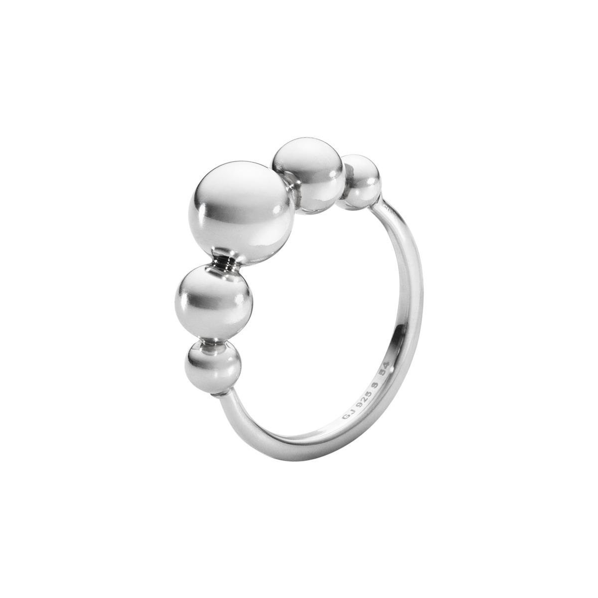 Georg Jensen MOONLIGHT GRAPES ring - 3560980 Sølv 56