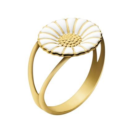Georg Jensen DAISY ring - 3557400 Forg. / 11 mm 49