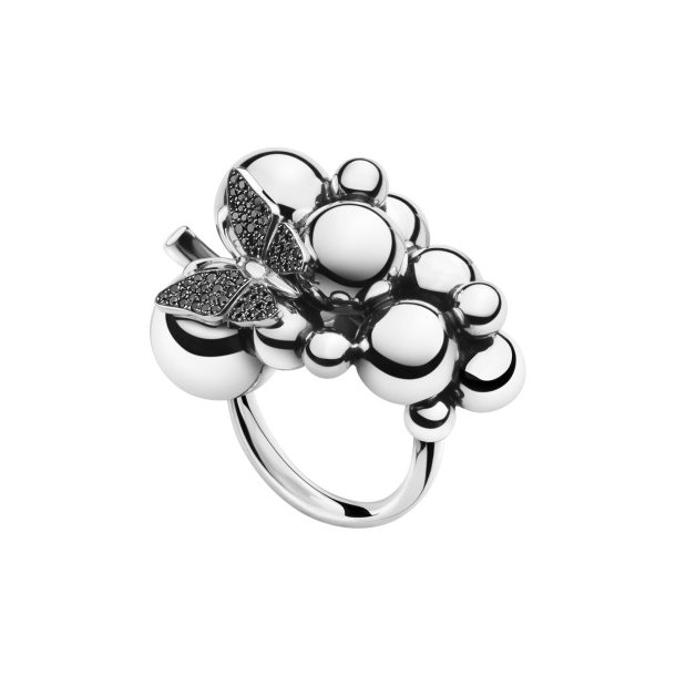 Georg Jensen MOONLIGHT GRAPES ring - 3559460