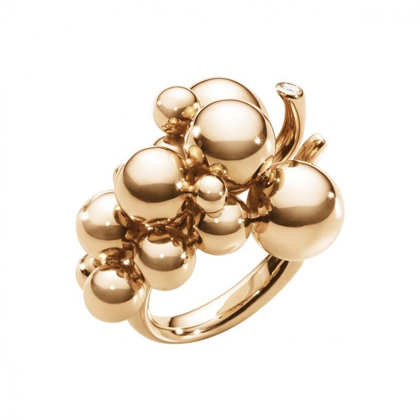 Georg Jensen MOONLIOGHT GRAPES ring - 3572480