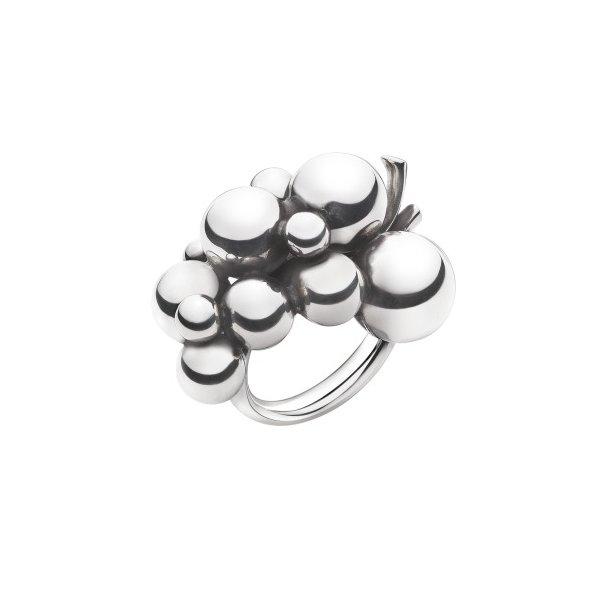 Georg Jensen MOONLIGHT GRAPES ring - 3558700