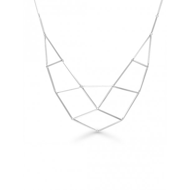 Kranz & Ziegler Sølv halssmykke - 4003558-45