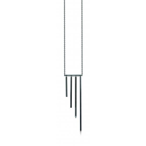 Kranz & Ziegler Sølv halssmykke - 6203158-45