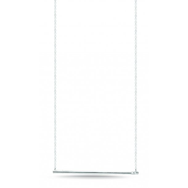 Kranz & Ziegler Sølv halssmykke - 6203584-45