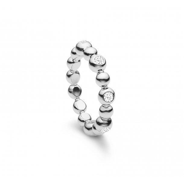 Kranz & Ziegler Sølv ring - 6205533