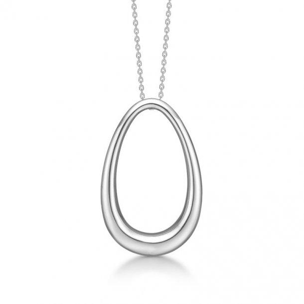 Mads Z sølv halskæde - 2120039