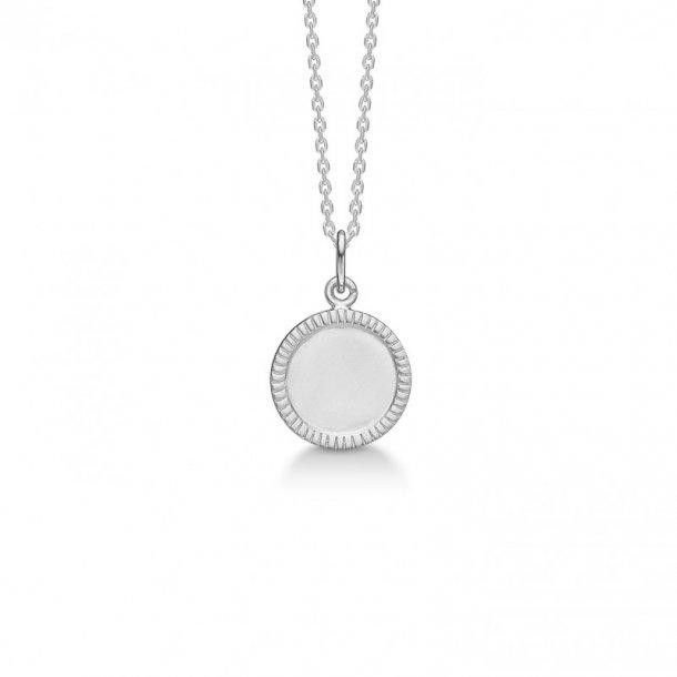 Sølv vedhæng med kæde Victorian - 2120120