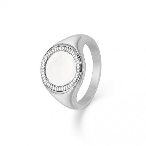 Sølv ring Victorian - 2140120