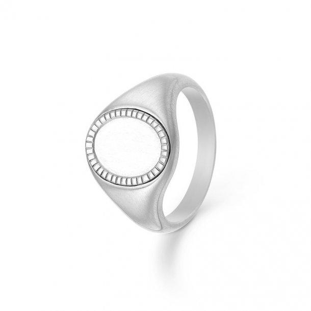 Sølv ring Victorian - 2140121