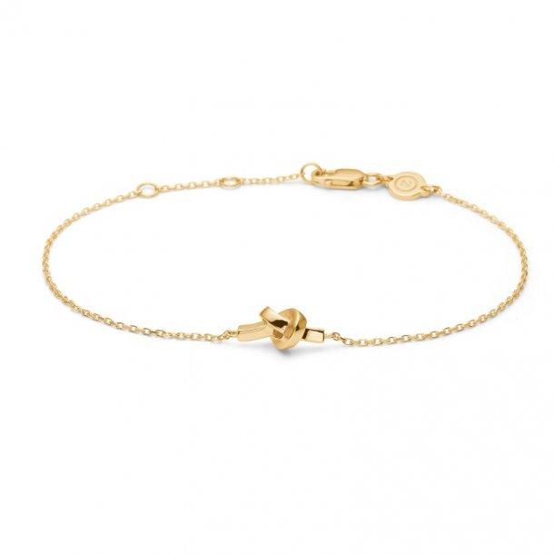 8 kt armbånd Knot - 3350110