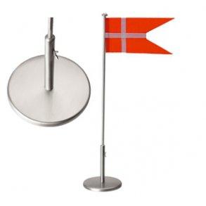 Bordflag fra Georg Jensen, 39 cm. Super gaveidé SPAR 150kr i dag