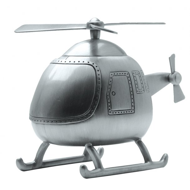 Fortinnet sparebøsse helikopter - 152-76613