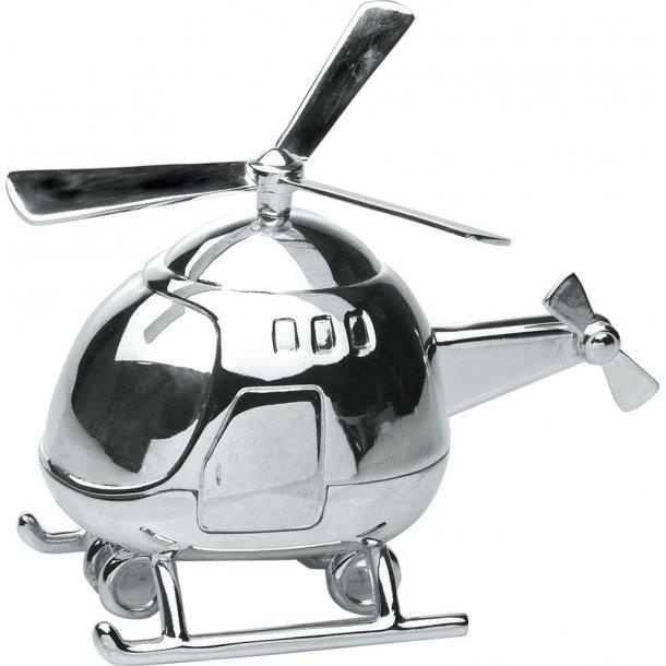 Sløvplet sparebøsse Helikopter - 152-85208