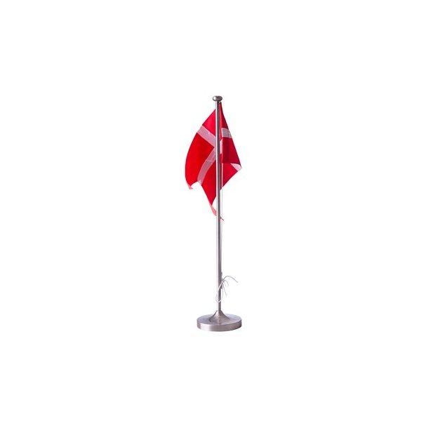 Fortinnet Flagstang 38,5cm - Dåb - 496-013