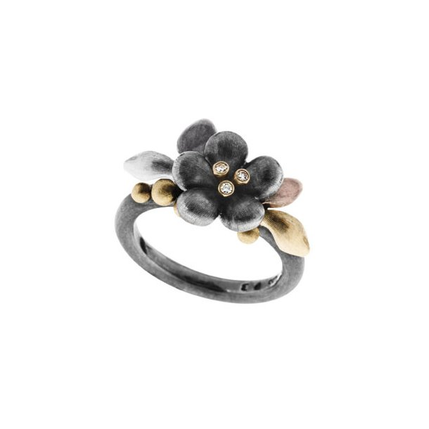Ole Lynggaard Blomst ring - A1789-302