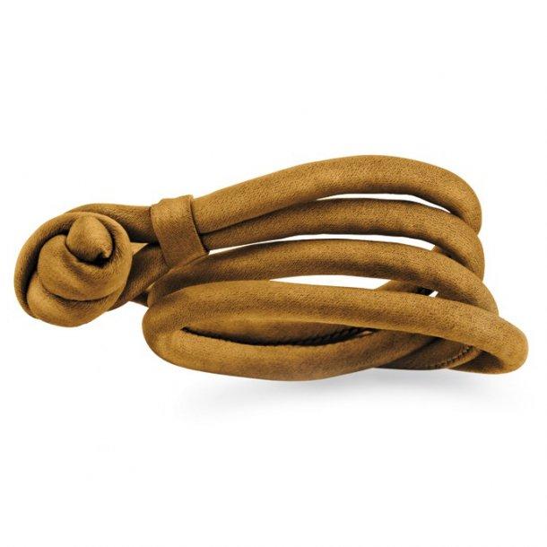 Ole Lyngggard Camel silkearmbånd - A2538