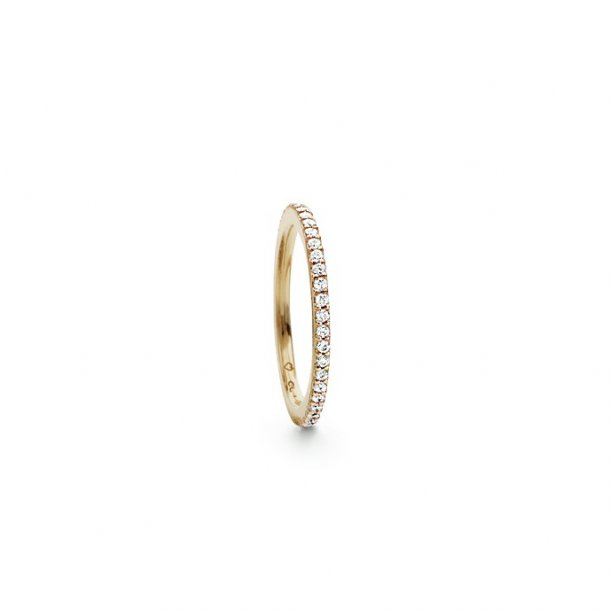 Ole Lynggaard Love Band ring - A2600-403
