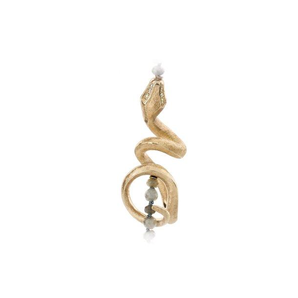 Ole Lynggaard Snake lås  - A2678-401