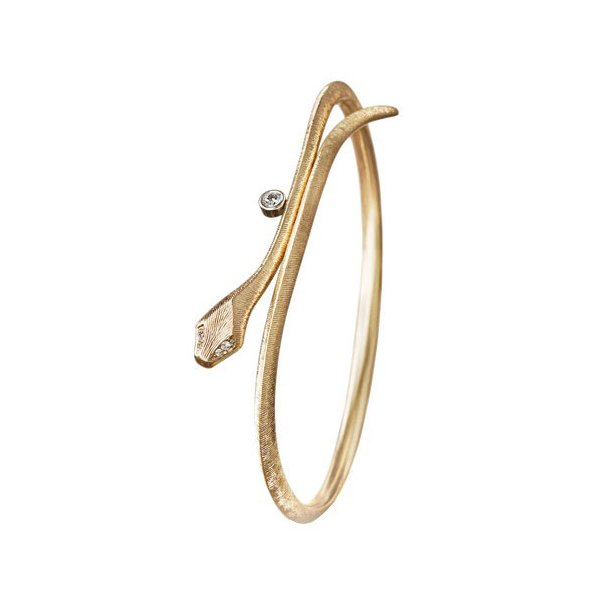 Ole Lynggaard 18 kt Snake armring - A2793-402