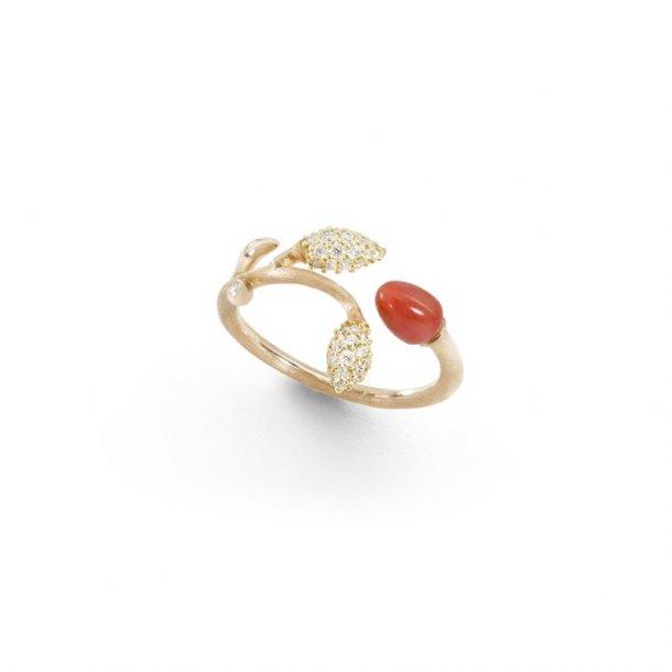 Ole Lynggaard Blooming ring - A2885-701