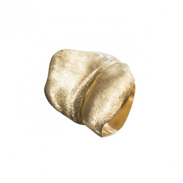 Ole Lynggaard 18 kt Ring Blad - A3010-401